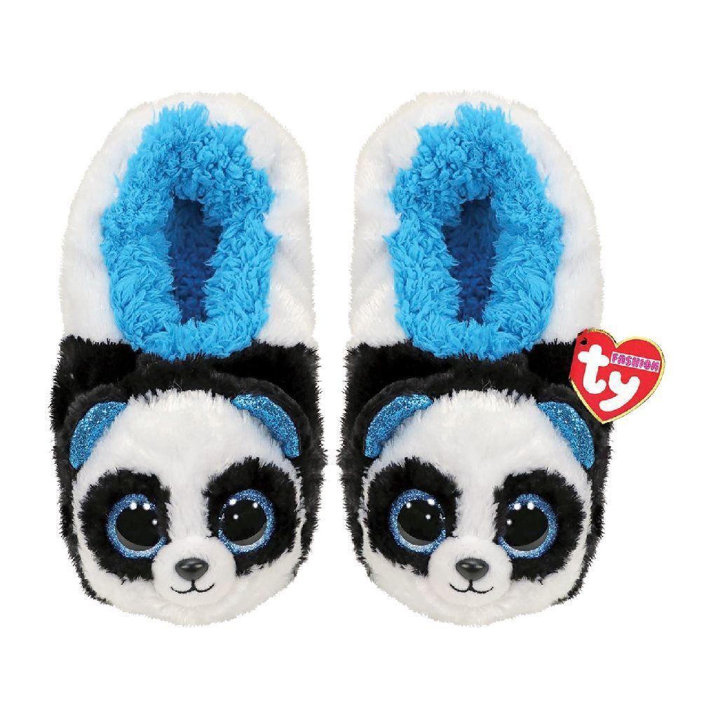 TY Fashion Pantoffels Panda Bamboo Maat 32-34