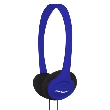 Koss Hoofdtelefoon KPH7 Blauw