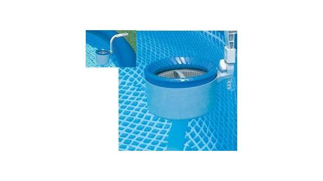 Intex 28000 Luxe Oppervlakte Skimmer met Wandbevestiging