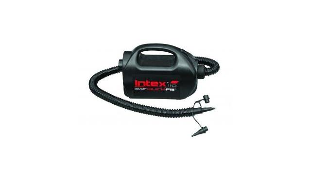 Intex 68609 Quick Fill High PSI Elektrische Pomp 12V/240V