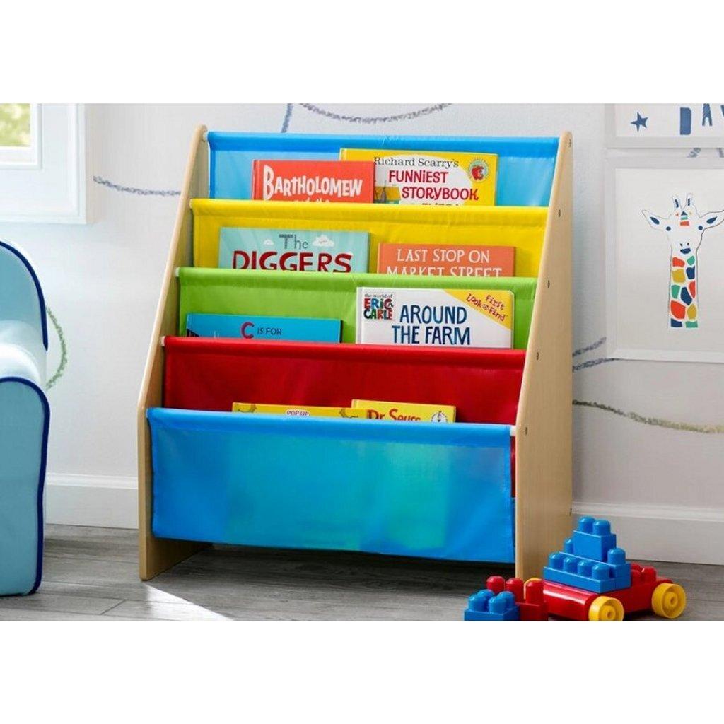 Delta Children TB84452GN Houten Boekenrek Multicolor