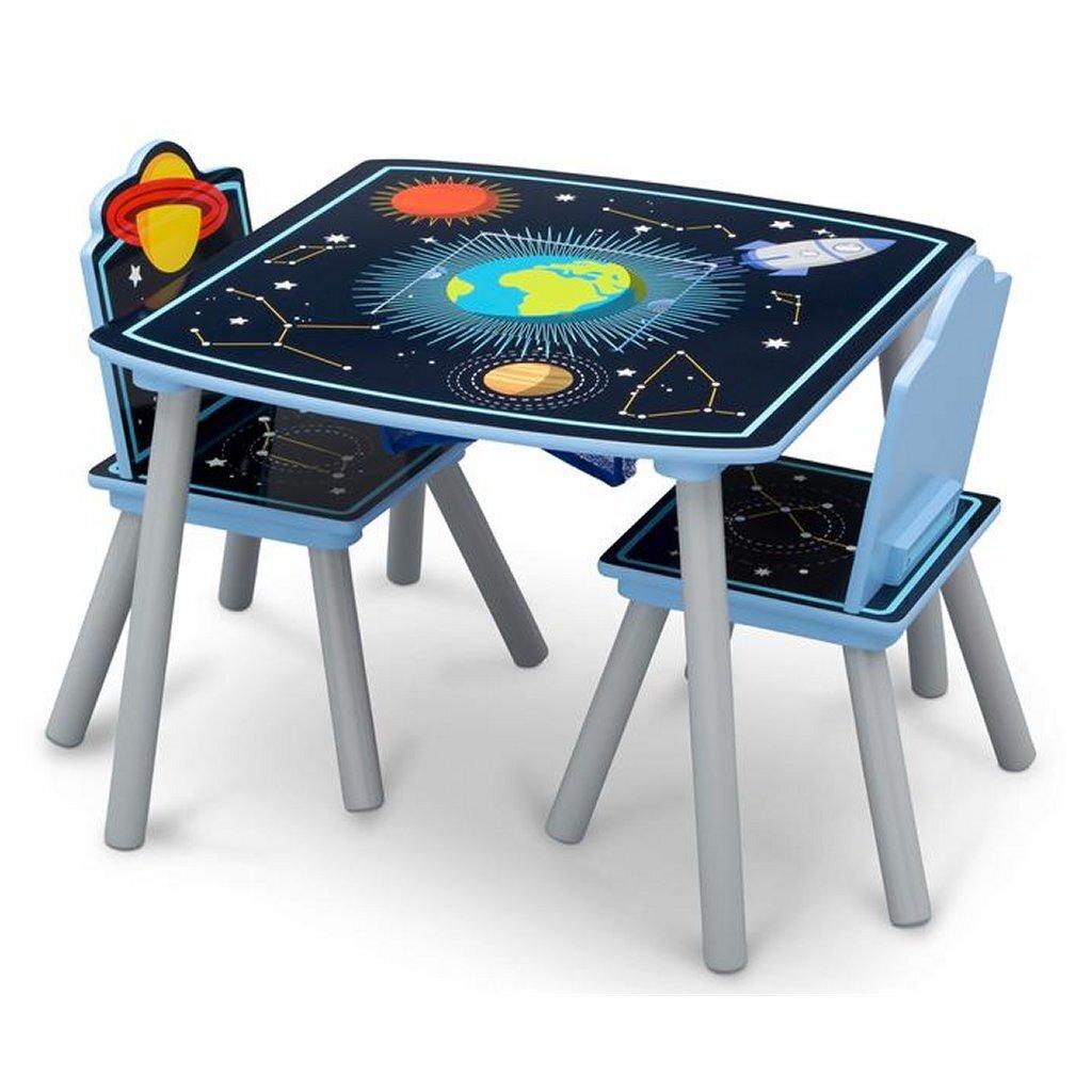 Space Adventures TT87378SA Tafel en 2 Stoelen
