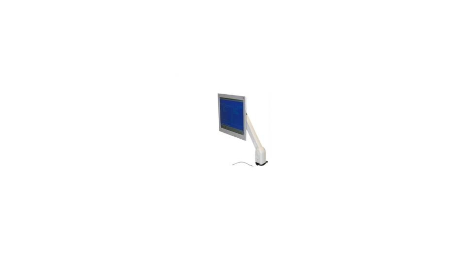 FC8888P LCD Monitor Arm Zwart Bureaumontage