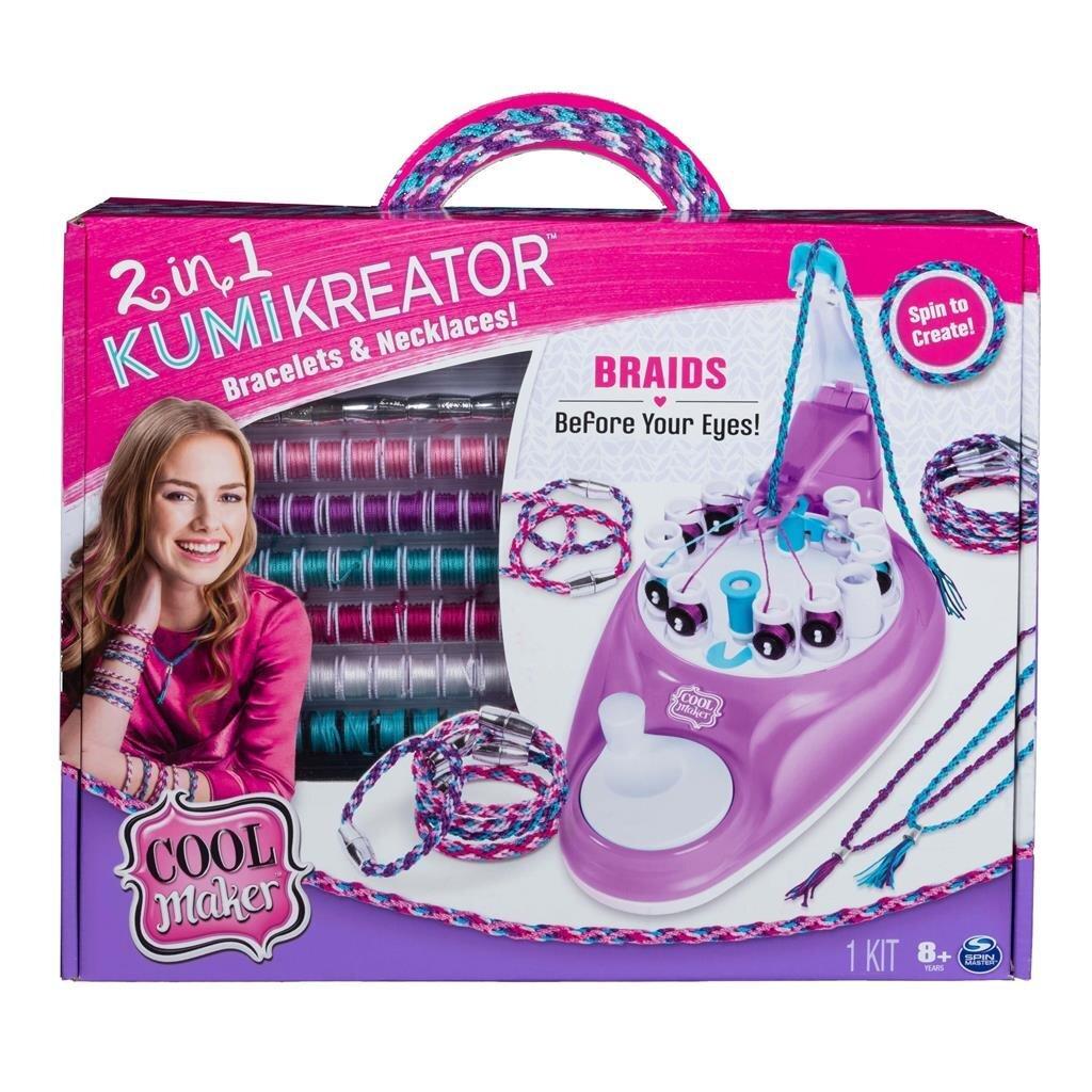 Spin Master Cool Maker 2in1 Kumi Kreator