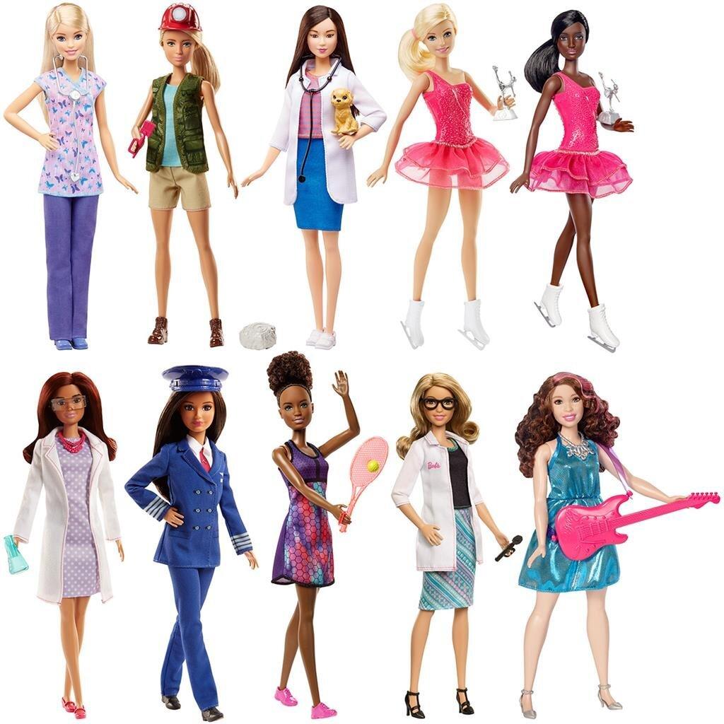 Barbie Beroep-Pop Assorti