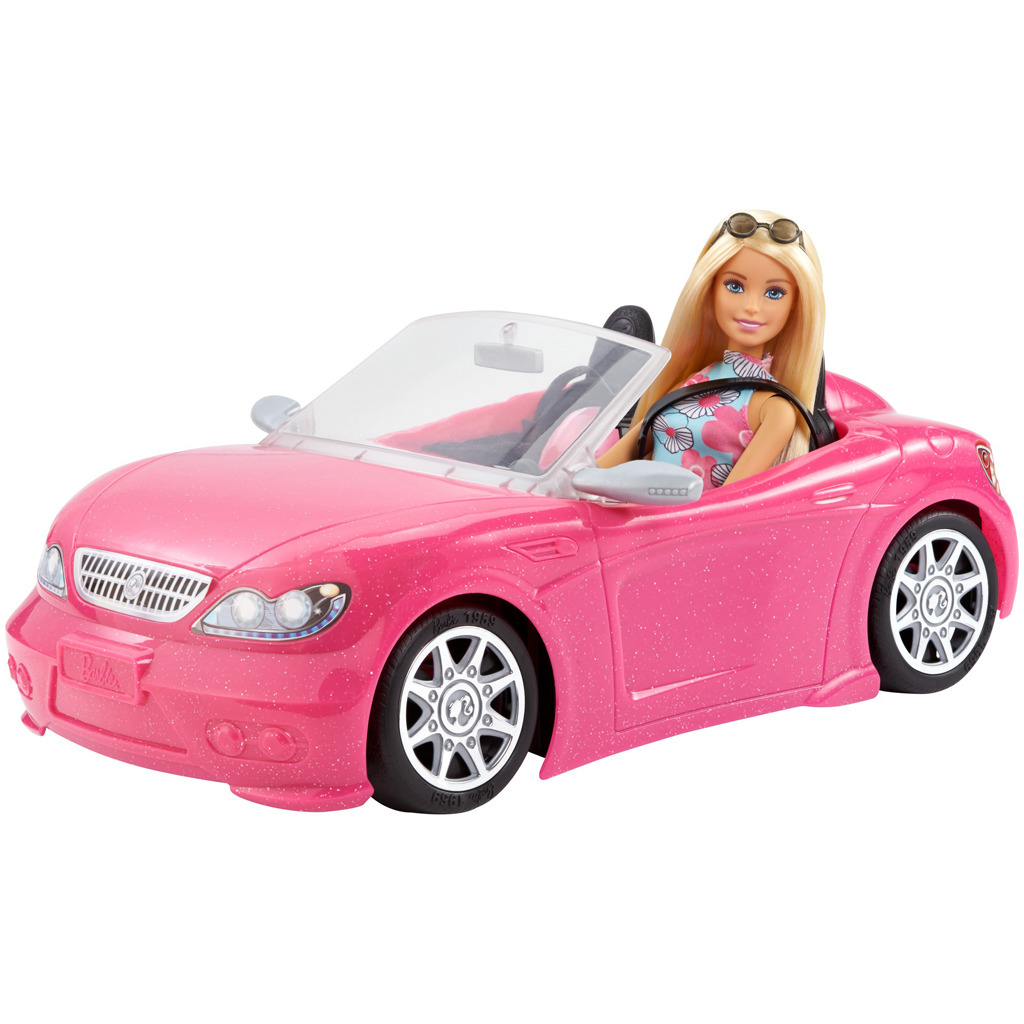 Barbie Pop en Voertuig