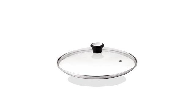 Tefal 280975 Universele Glazen Deksel voor Tefal Kookpannen 24cm
