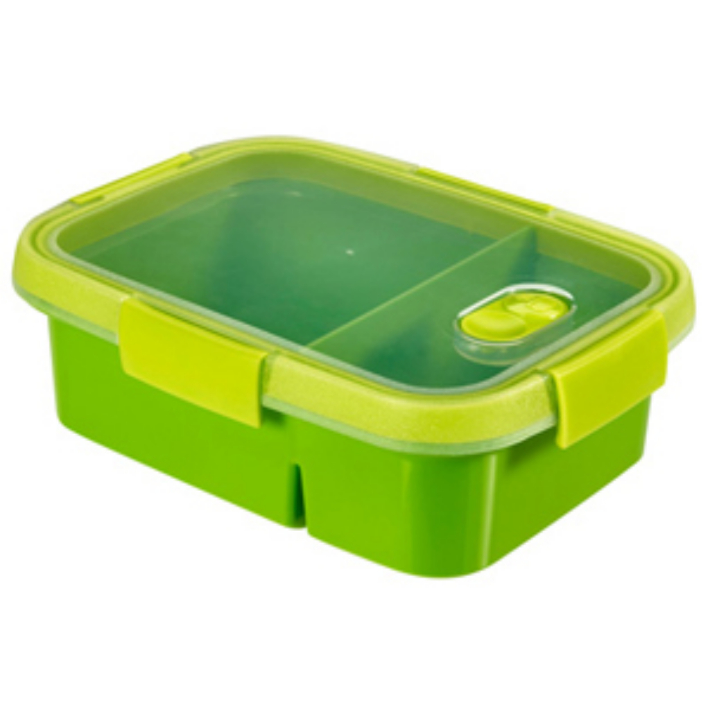 Curver Smart To Go Duo Lunchbox 0,6+0,3L