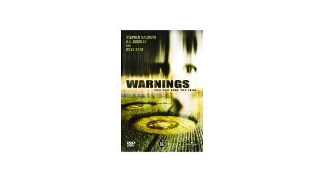 DVD Warnings