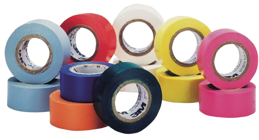 3m Tape-blue/3m Temflex Isolatie Tape 15 mm 10 M Blauw