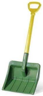 Rolly Toys 379491 Kinder Sneeuwschep Groen