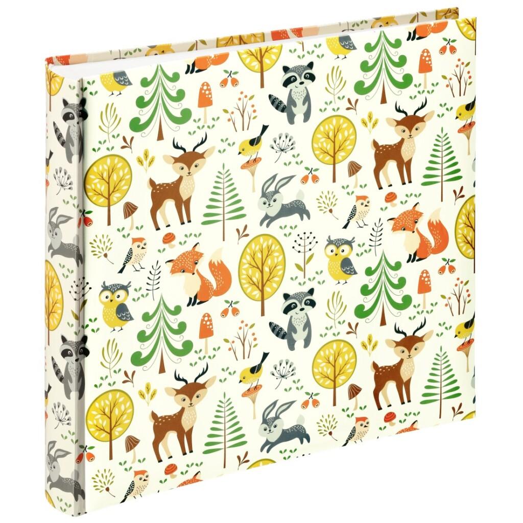 Hama Album XL Forest 30x30 Cm 100 Witte Pagina's