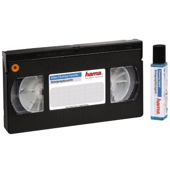 Hama Video VHS/S-VHS Reinigingscassette
