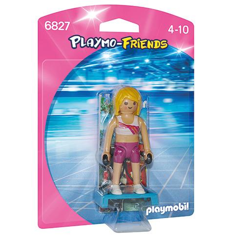 Playmobil 6827 Fitness Coach