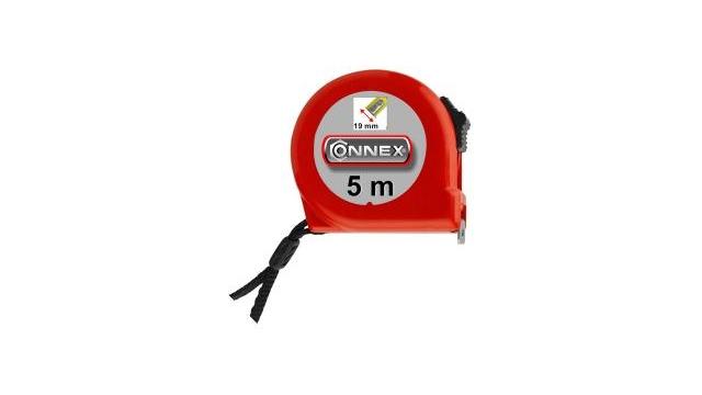 Connex COXT701195 ABS Rolmeter 19mm 5m