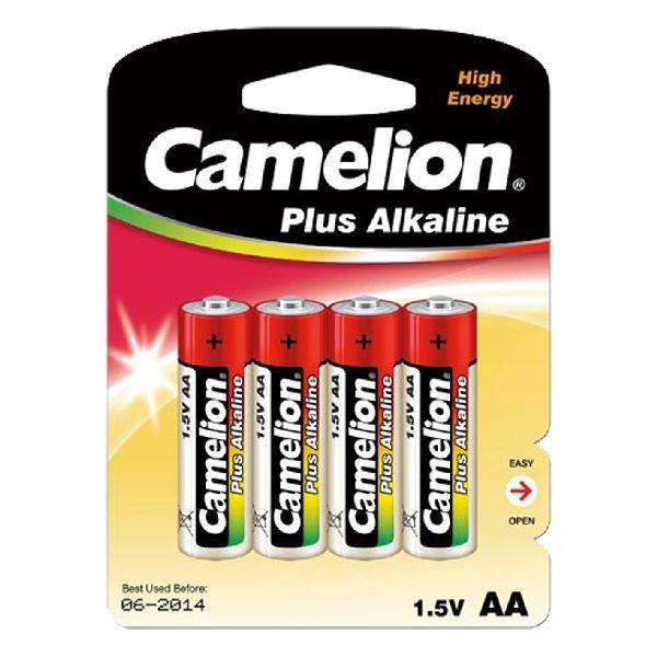Camelion Penlite AA Batterijen 4stuks