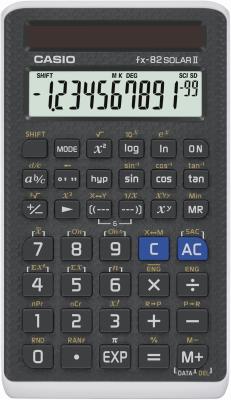 Casio FX-82SOLARII Calculatoren
