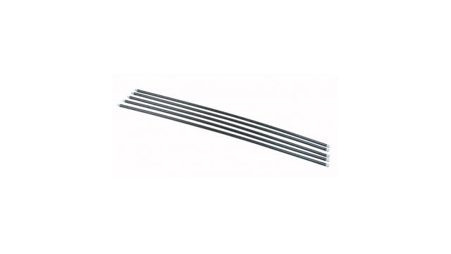 Dario Tools CMB207000 6 stuks Schoorsteenveger Flexibele Verlengstaaf 120