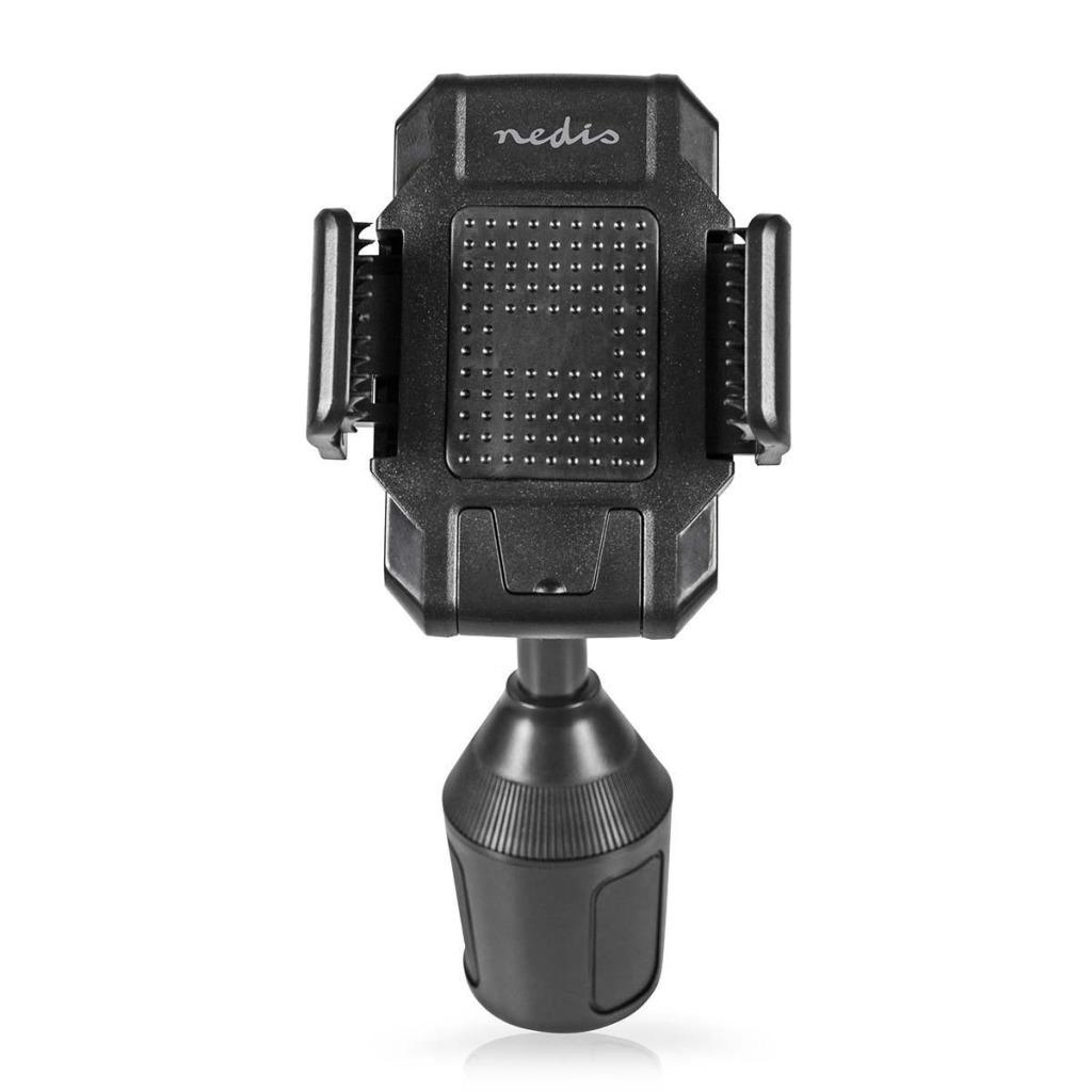 Nedis SCMT200BK Smartphone-houder Voor De Auto Universeel 360° Draaibaar