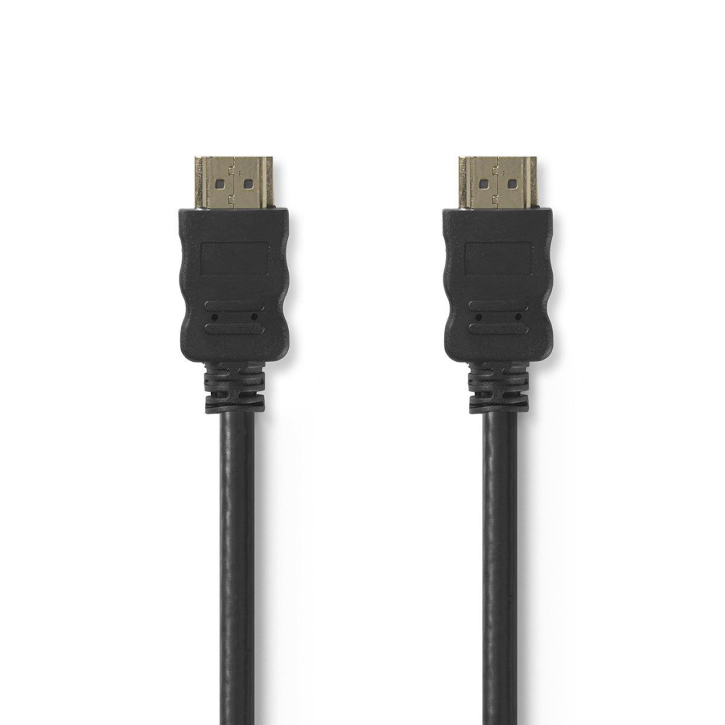 Nedis CVGT34000BK100 High Speed Hdmi-kabel Met Ethernet Hdmi-connector - Hdmi-connector 10 M Zwart