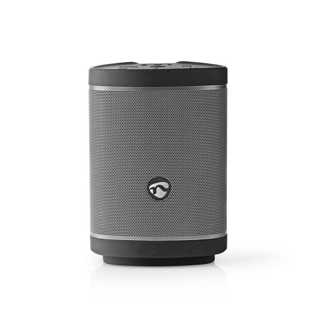 Nedis SPBT6000BK Bluetooth®-speaker 90 W Party Mode Tot Wel 100 Speakers Voice Control Zwart / Gun M
