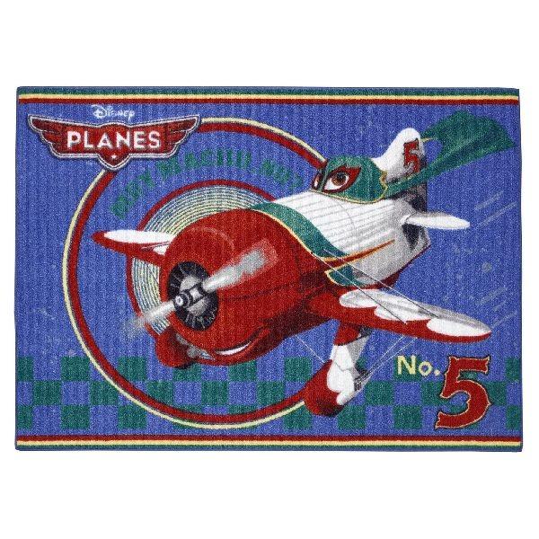 Disney Planes No.5 Speelkleed 95x133cm