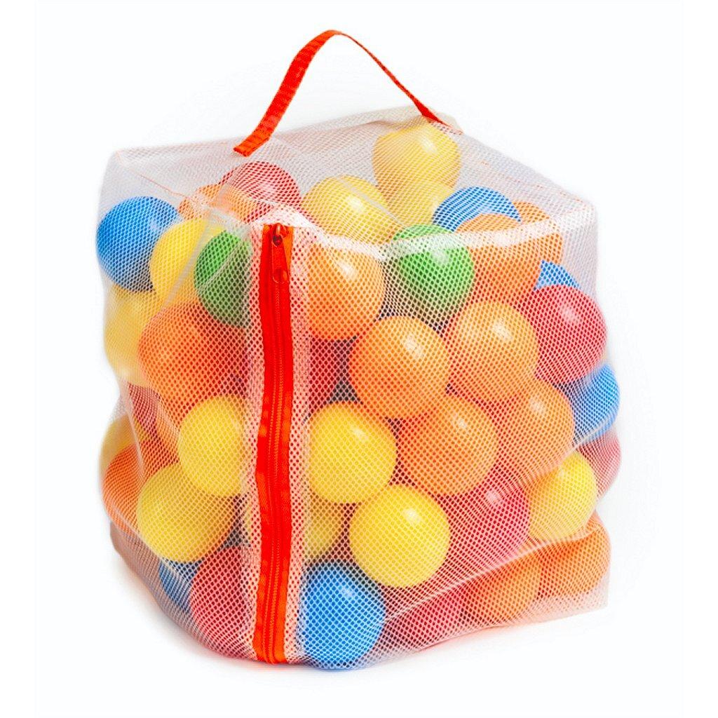 Ballenbakballen 6 cm 100 Stuks in Tas