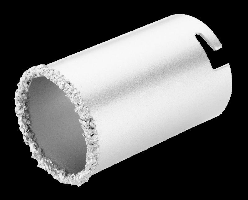 Verto Diamant Boor 43mm 55mm Boordiepte Droog En Nat Te Gebruiken