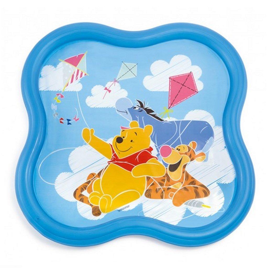 Intex 58433NP Winnie The Pooh Zwembadje 140x140x10 cm