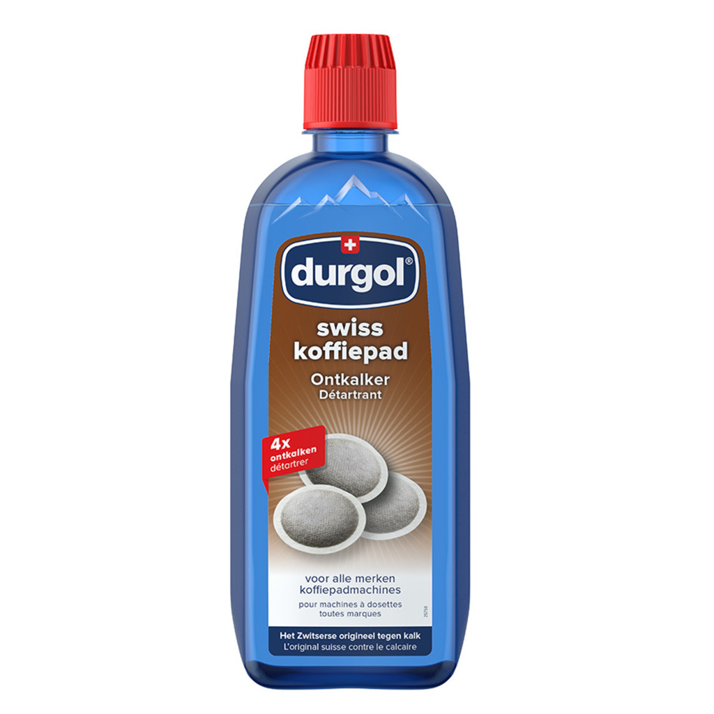 Durgol Ontkalker voor Koffiepadmachine 500ml