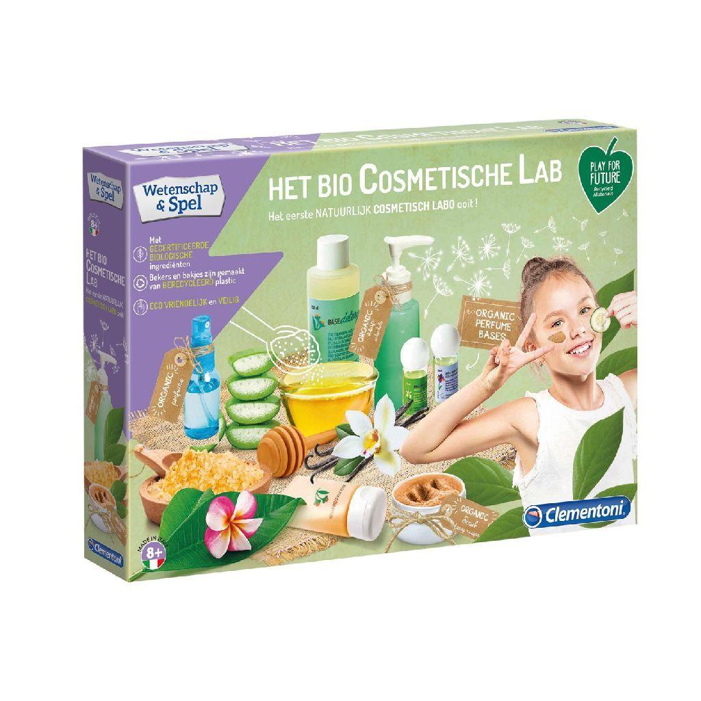 Clementoni Het Bio Cosmetische Lab