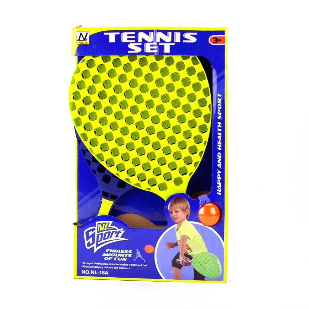 NL Sport Tennisset 3-delig