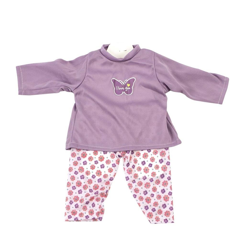 Poppen-Outfit 40 cm Assorti