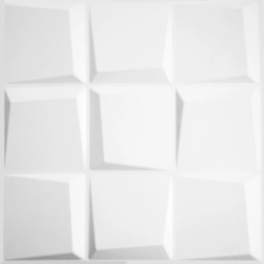 WallArt 3D Wandpanelen Oberon 12 stuks GA-WA21