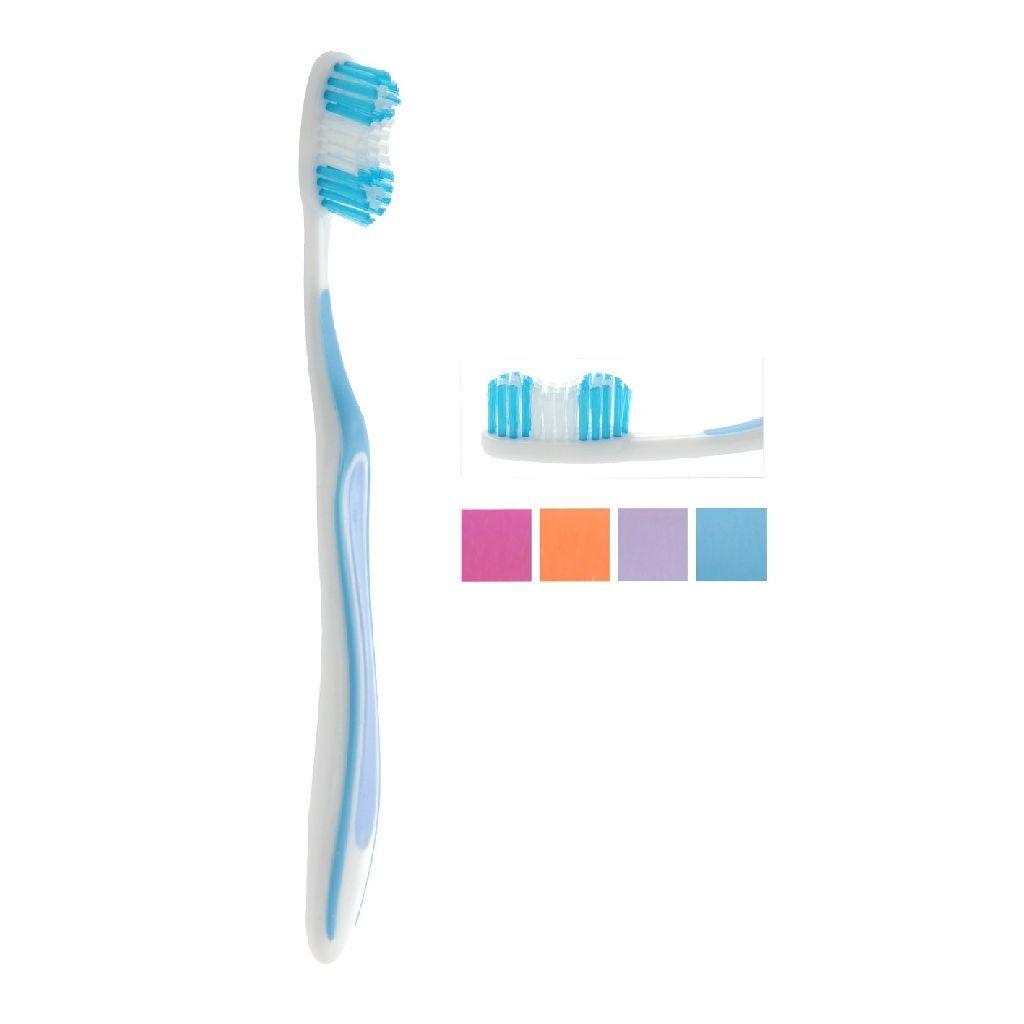 Tandenborstel Medium 10 Stuks Assorti