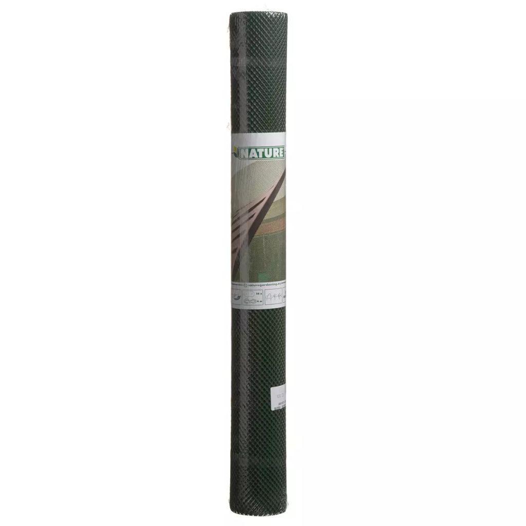 Nature Windscherm 1x3 m PE groen