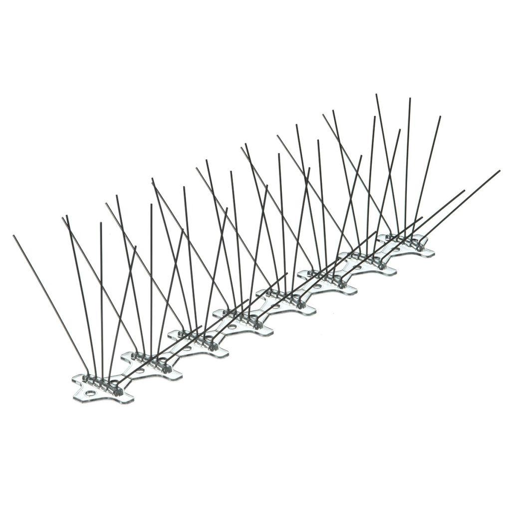 Nature Anti-vogelpinnen 32x11x18 cm 6060160 3 st