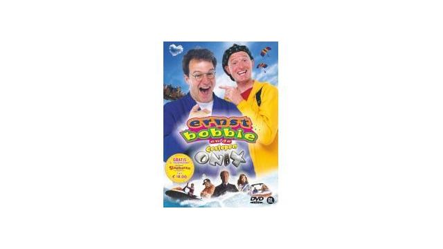 DVD Ernst Bobbie en de Geslepen Onyx