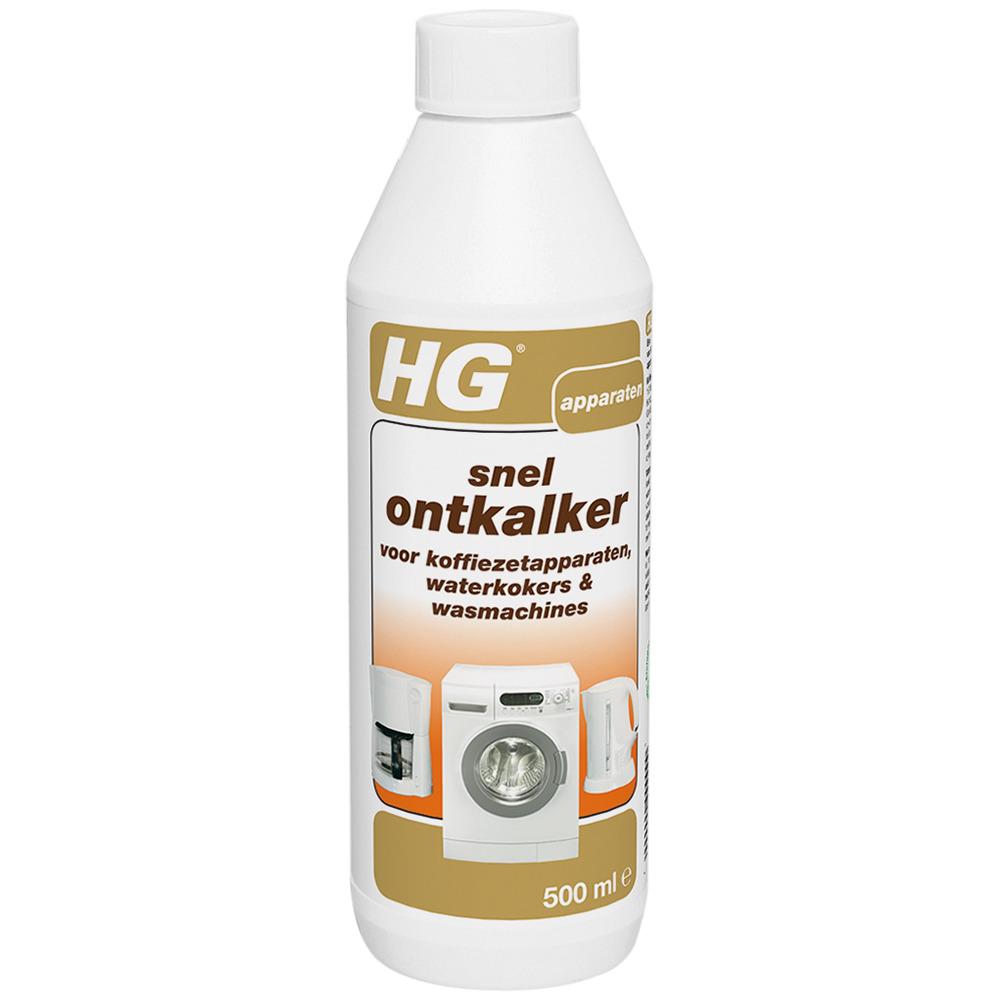 HG Hg Snelontkalker 0,5L