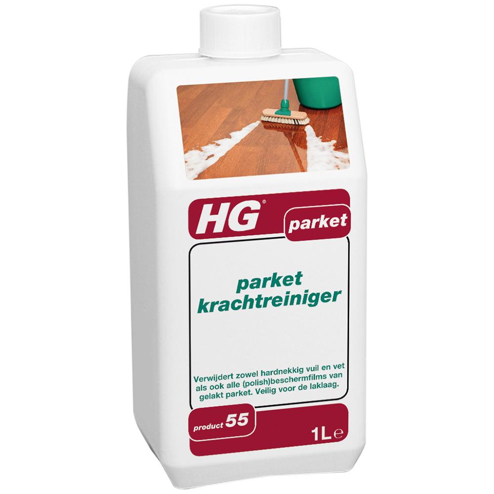 HG Parket Krachtreiniger 1L
