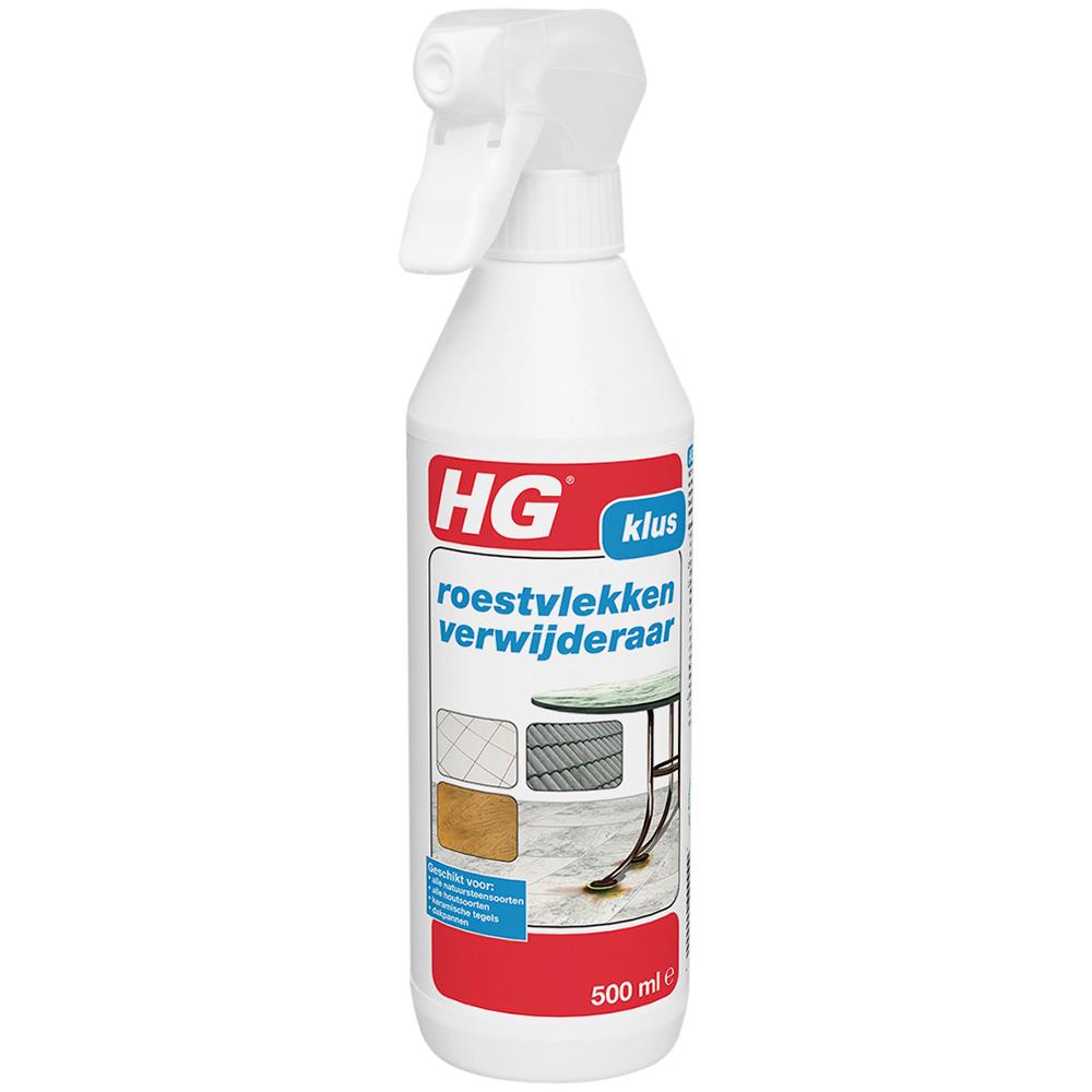 HG Roestvlekken Verwijderaar 0,5L
