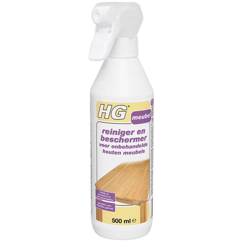 HG Reiniger / Beschermer Onbehandeld Hout
