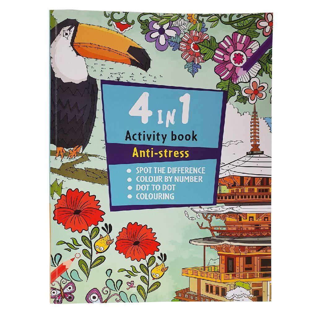 Kleurboek voor Volwassen Assorti