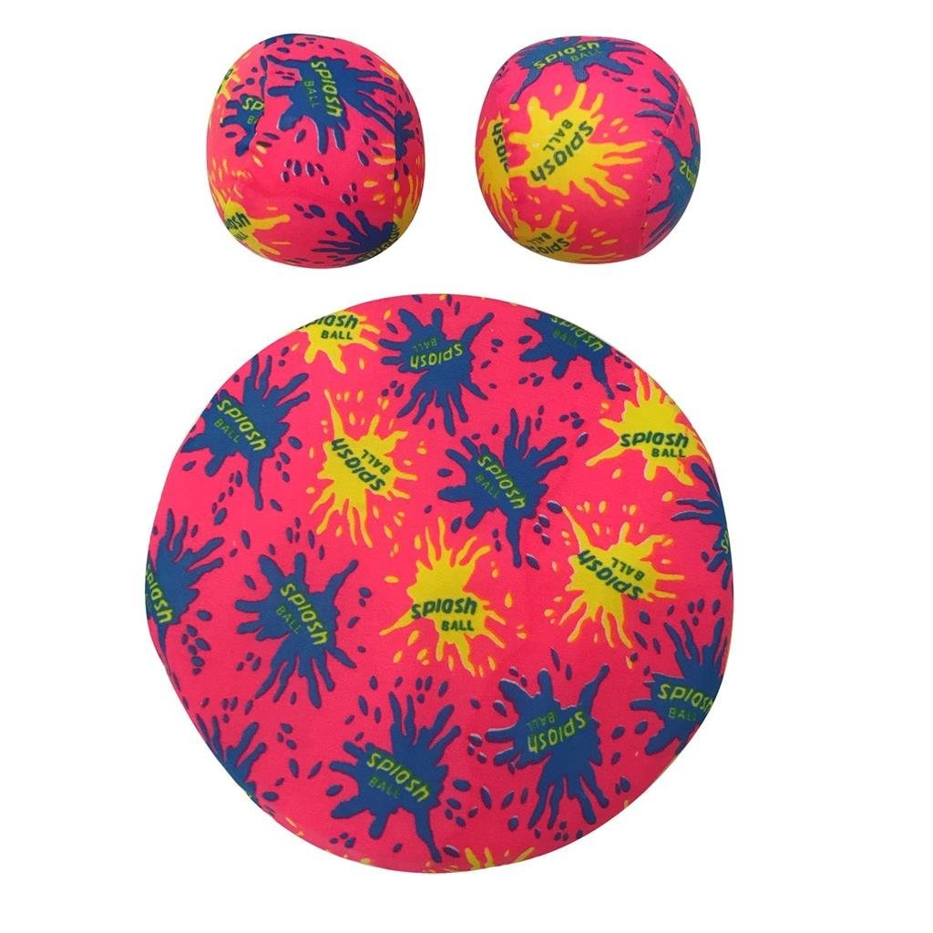 Summertime Splash Ballen en Frisbee 3-delig