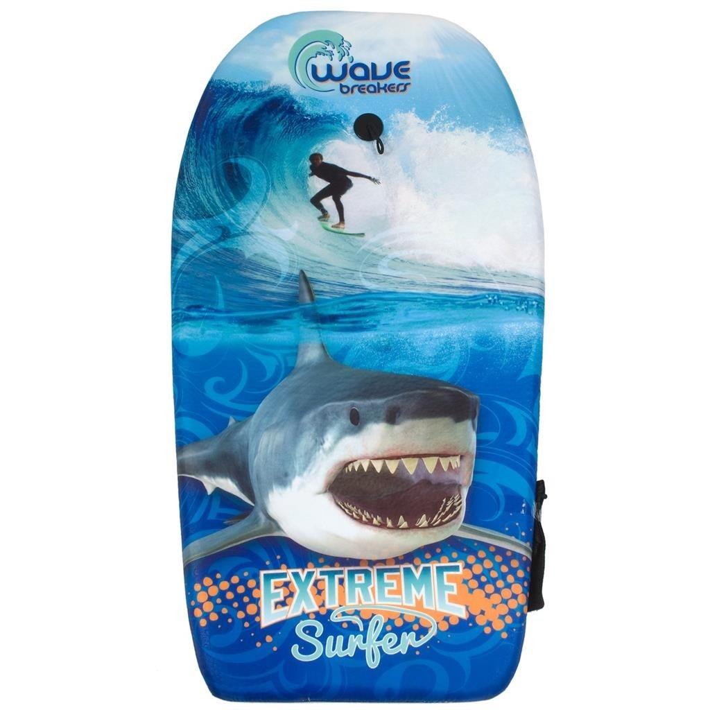Wave Breakers Bodyboard Extreme Surfer 83 cm