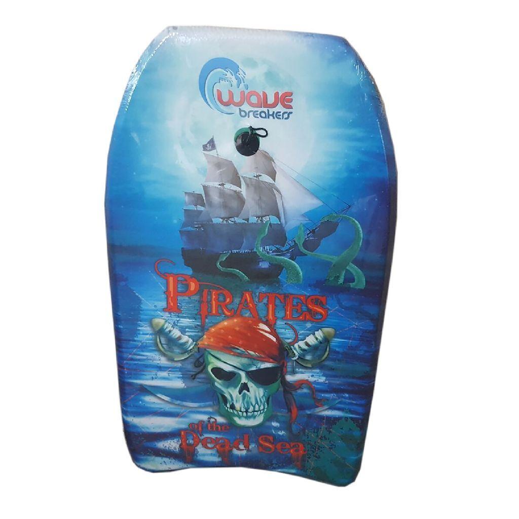 Wave Breakers Piraten Bodyboard 83 cm