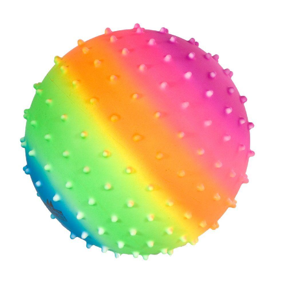 Rainbow Noppenbal 15cm