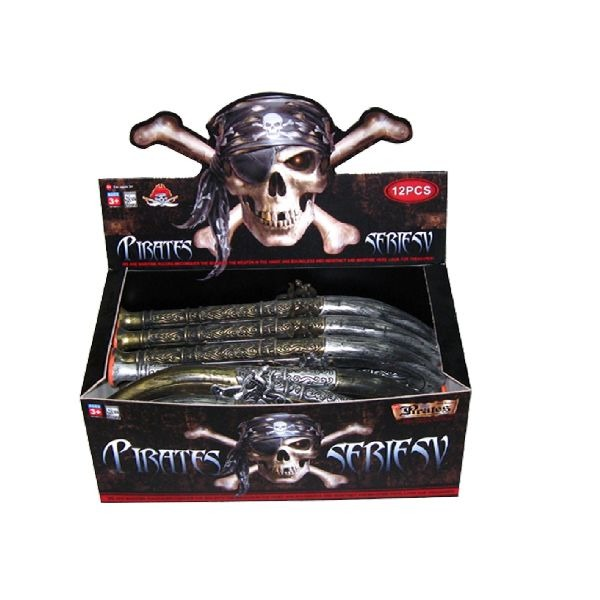Piraten Pistool 41cm Assorti