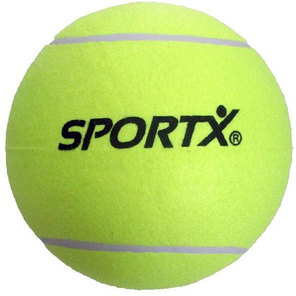 SportX Jumbo Tennisbal Xl Geel