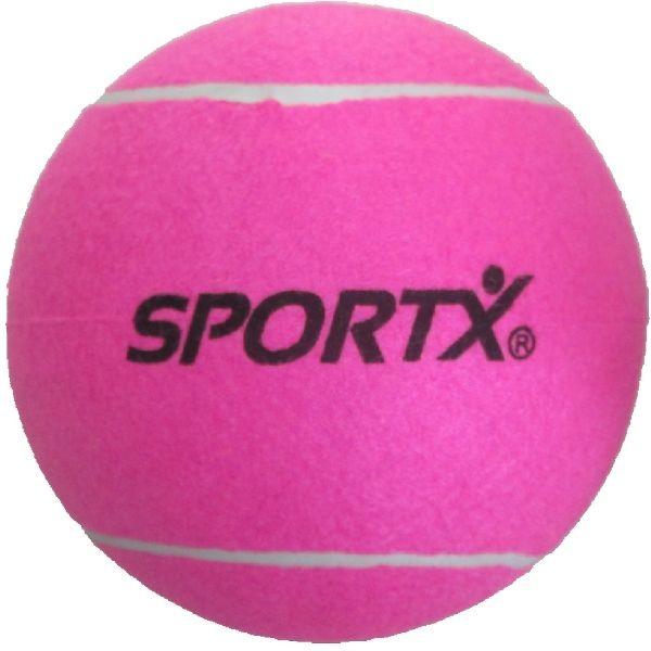 SportX Jumbo Tennisbal Xl Roze